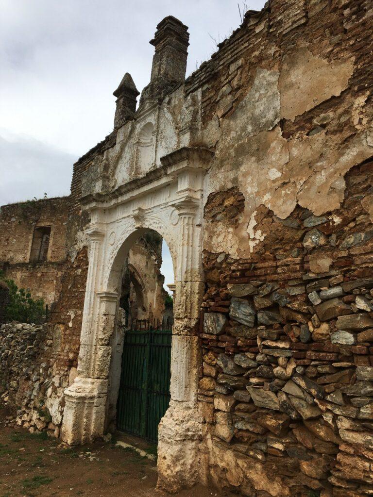 Constantina ruinas