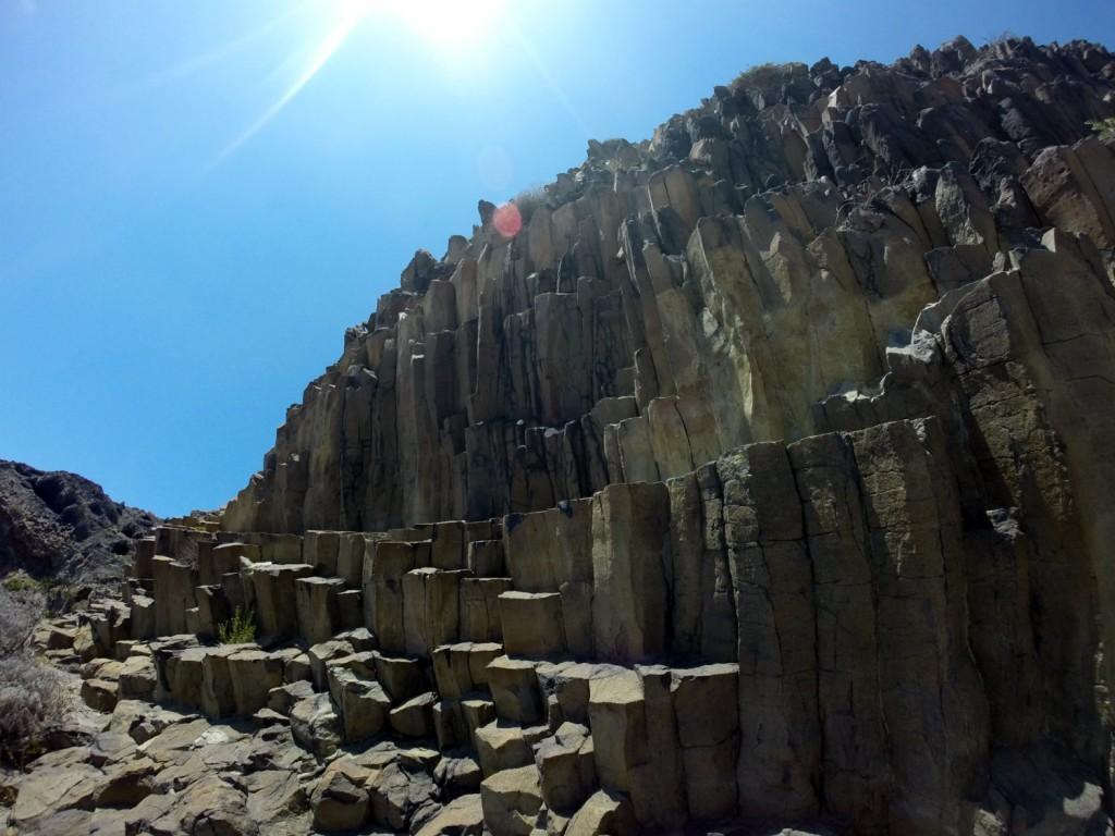 Formaciones basálticas
