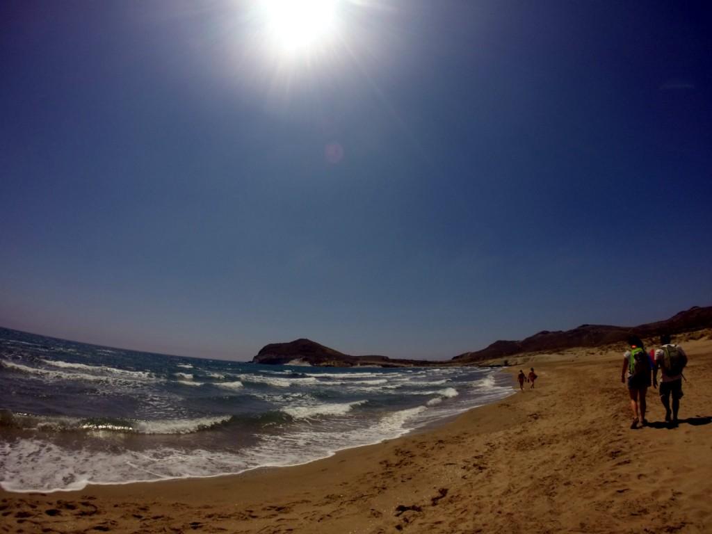 Playa de los Genovéses