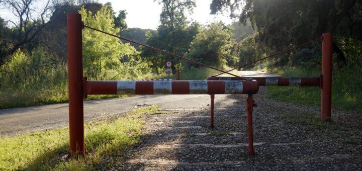 Vía verde - tren