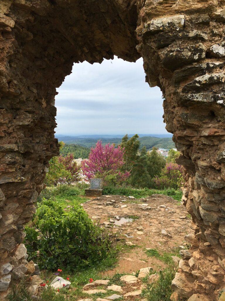Vistas Castillo Constantina